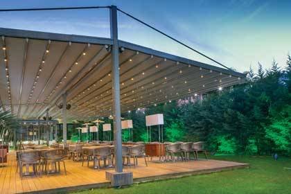 Architectural Roof Systems | Awnings & Canopies