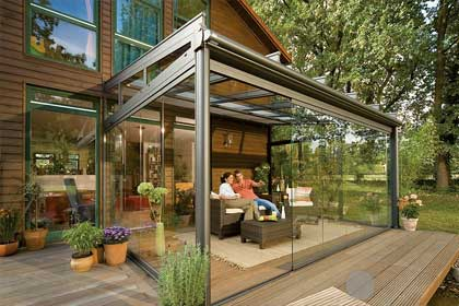 Glass Rooms   Awnings and Canopies